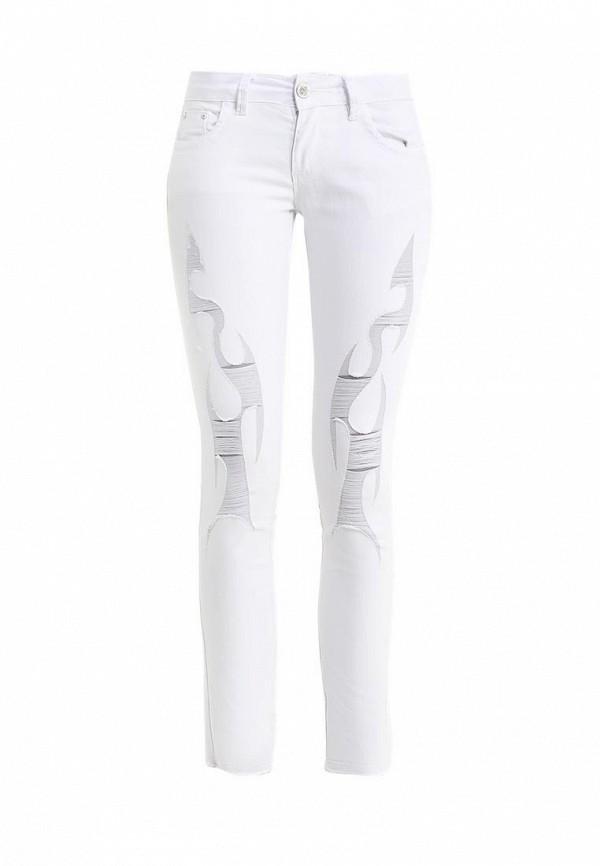Зауженные джинсы By Swan U7022