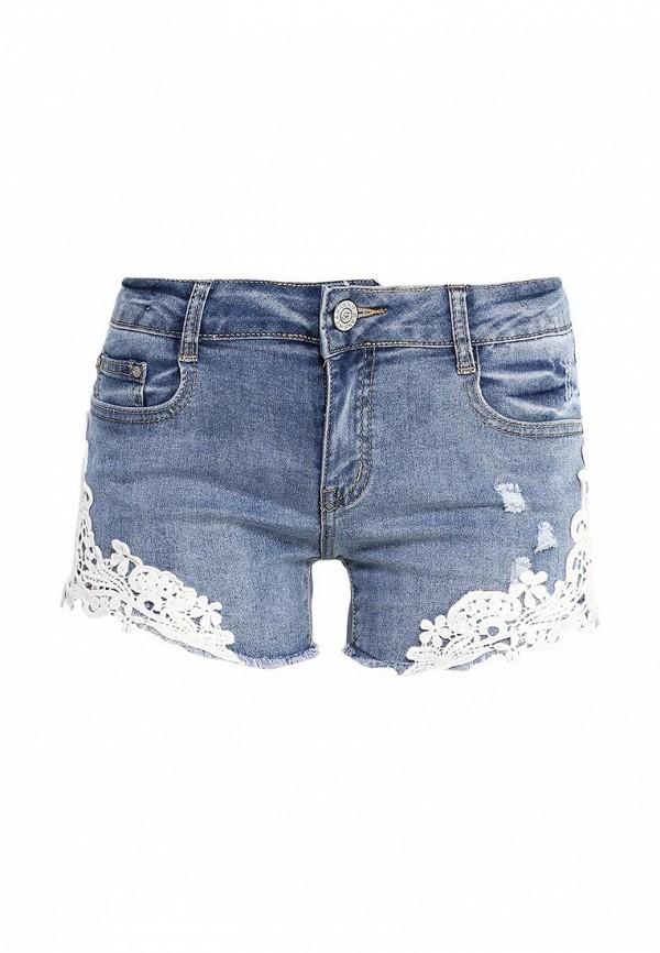 Женские джинсовые шорты By Swan 5108: изображение 1