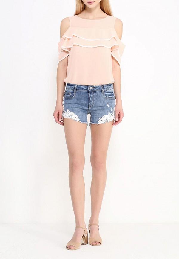 Женские джинсовые шорты By Swan 5108: изображение 2