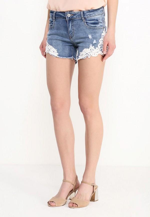 Женские джинсовые шорты By Swan 5108: изображение 3