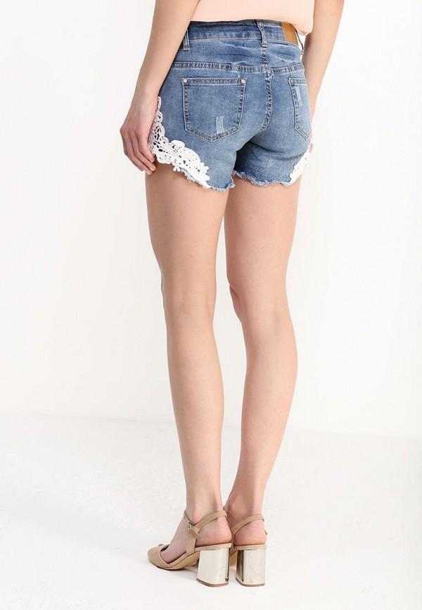 Женские джинсовые шорты By Swan 5108: изображение 4