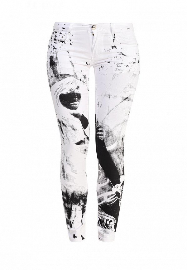 Женские зауженные брюки By Swan 5099