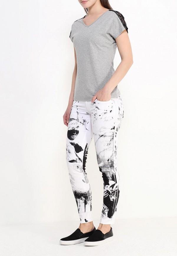 Женские зауженные брюки By Swan 5099: изображение 2