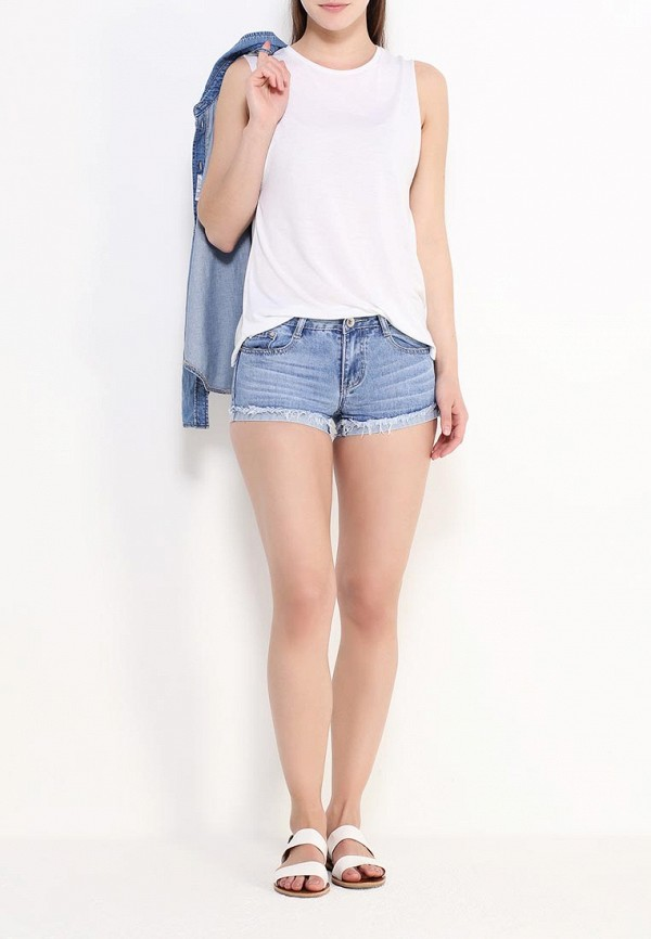 Женские джинсовые шорты By Swan 5113: изображение 2