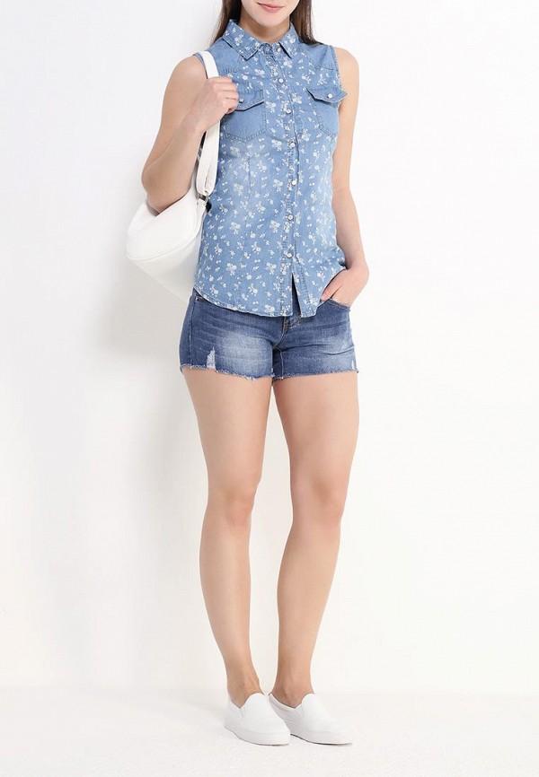 Женские джинсовые шорты By Swan 5116: изображение 2