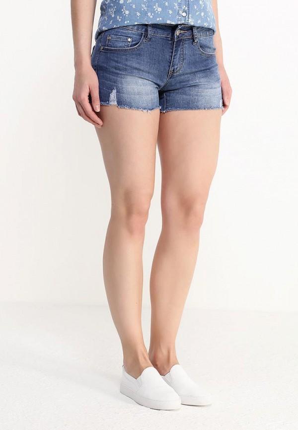 Женские джинсовые шорты By Swan 5116: изображение 3