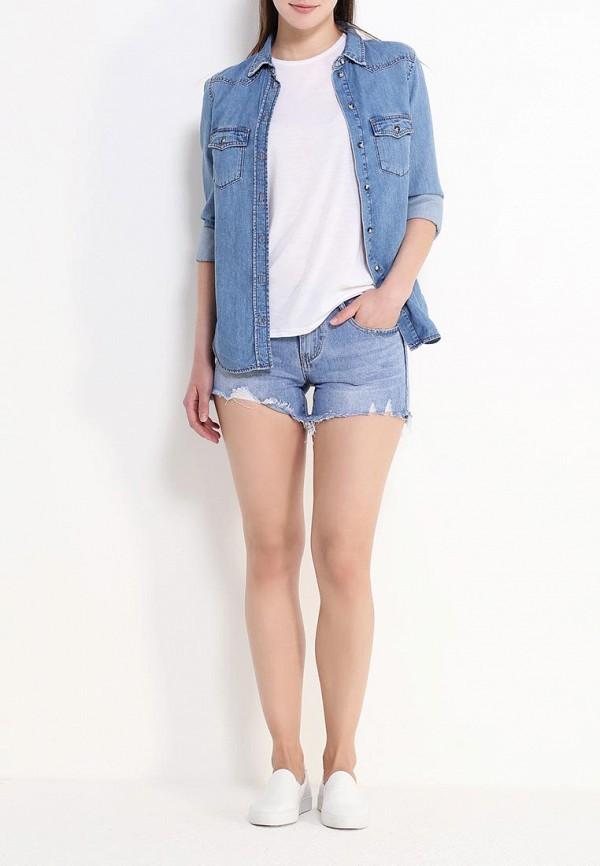 Женские джинсовые шорты By Swan 5117: изображение 2