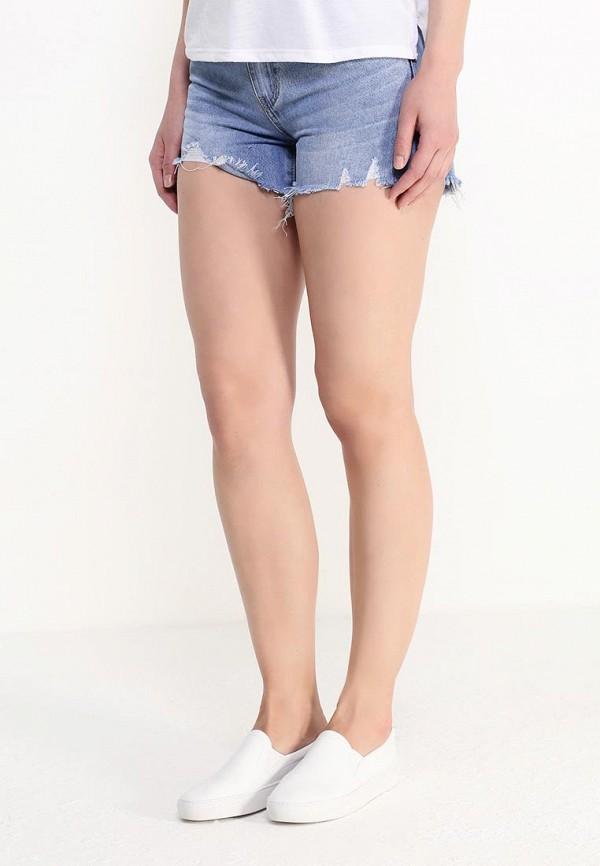 Женские джинсовые шорты By Swan 5117: изображение 3