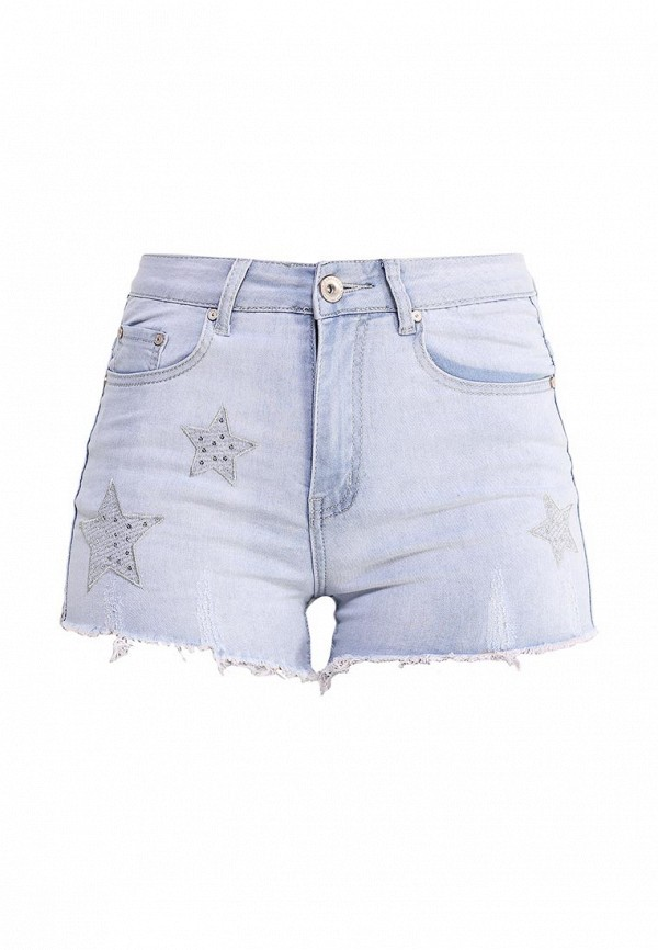 Женские джинсовые шорты By Swan 5125: изображение 1