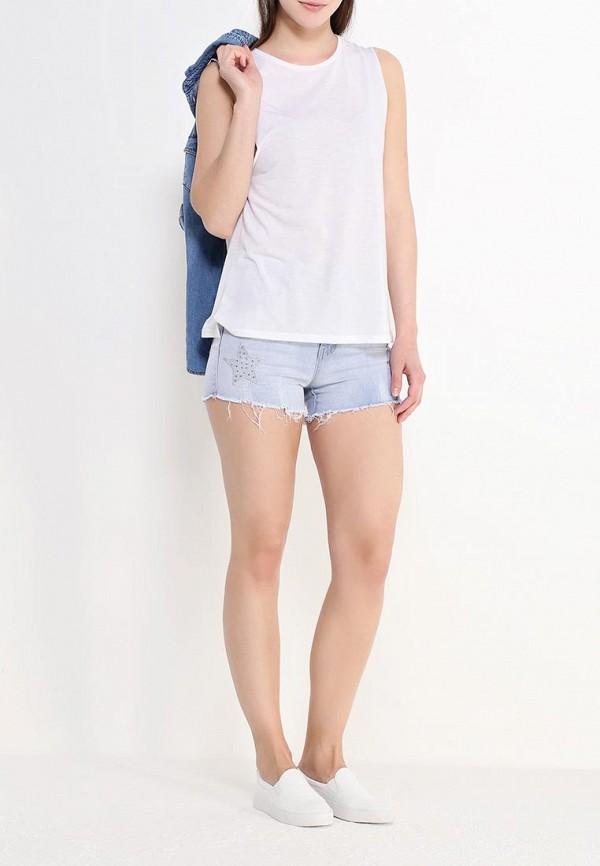 Женские джинсовые шорты By Swan 5125: изображение 2