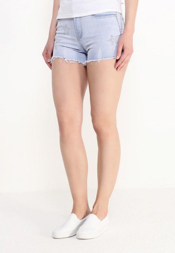 Женские джинсовые шорты By Swan 5125: изображение 3