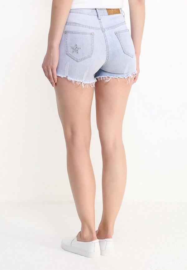 Женские джинсовые шорты By Swan 5125: изображение 4