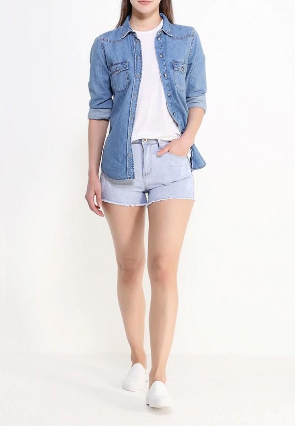 Женские джинсовые шорты By Swan 5126: изображение 2