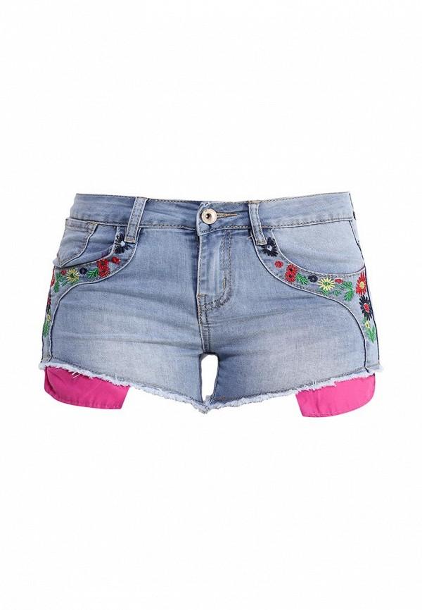 Женские джинсовые шорты By Swan 5127: изображение 1