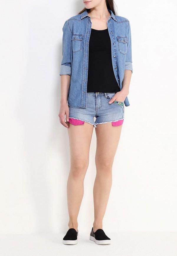 Женские джинсовые шорты By Swan 5127: изображение 2