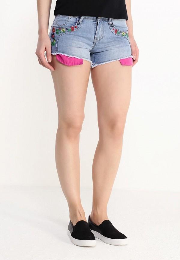 Женские джинсовые шорты By Swan 5127: изображение 3