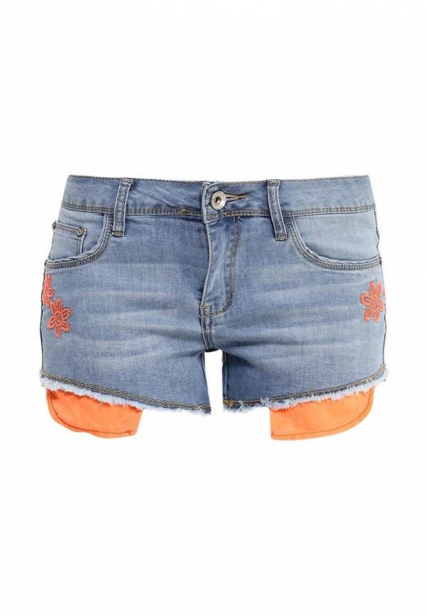 Женские джинсовые шорты By Swan 5128