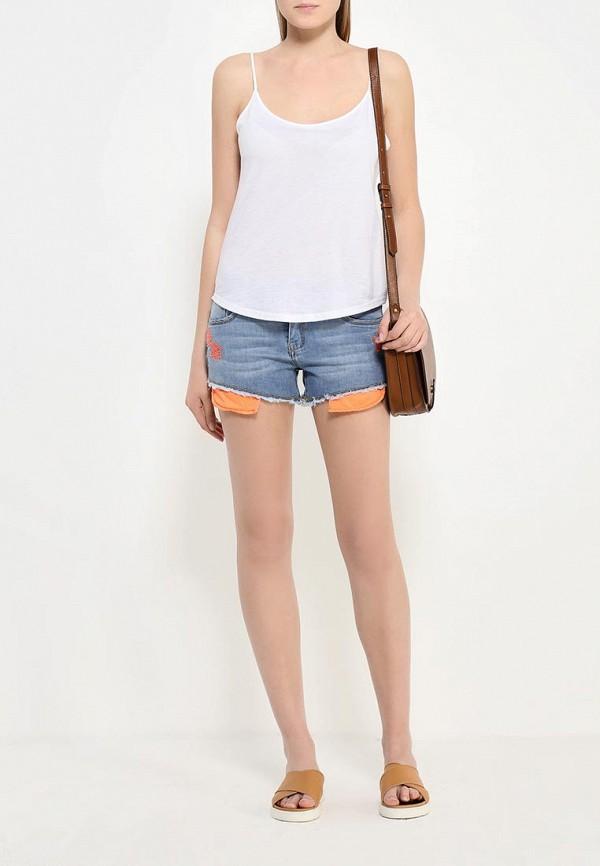 Женские джинсовые шорты By Swan 5128: изображение 2