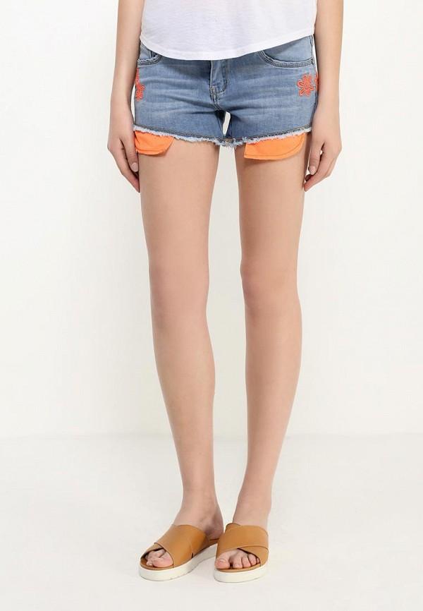 Женские джинсовые шорты By Swan 5128: изображение 3