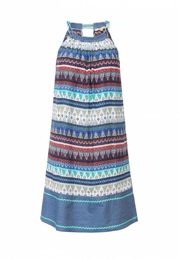 Платье-миди By Swan FB008: изображение 1