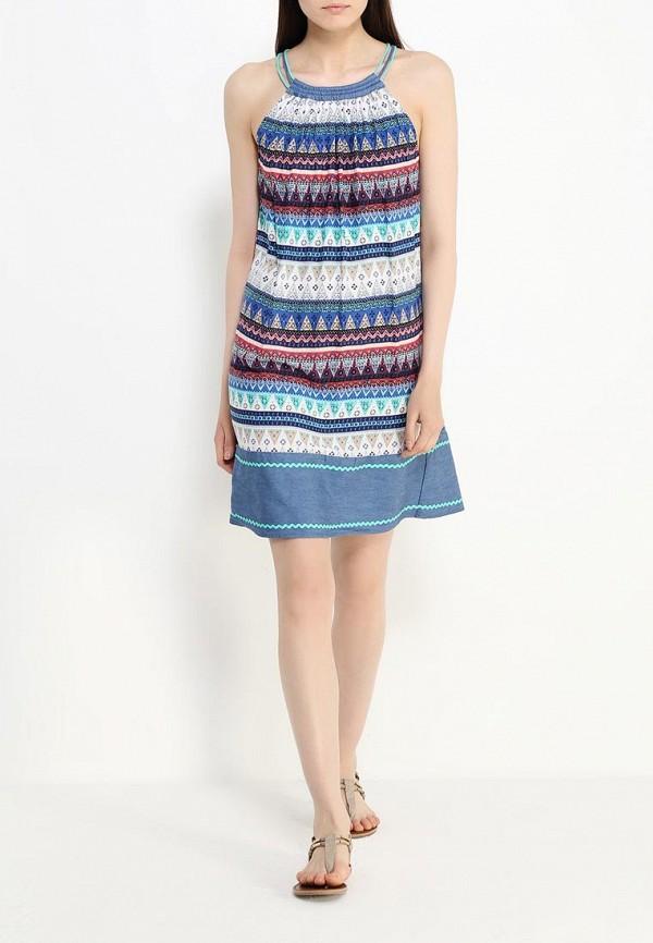 Платье-миди By Swan FB008: изображение 3