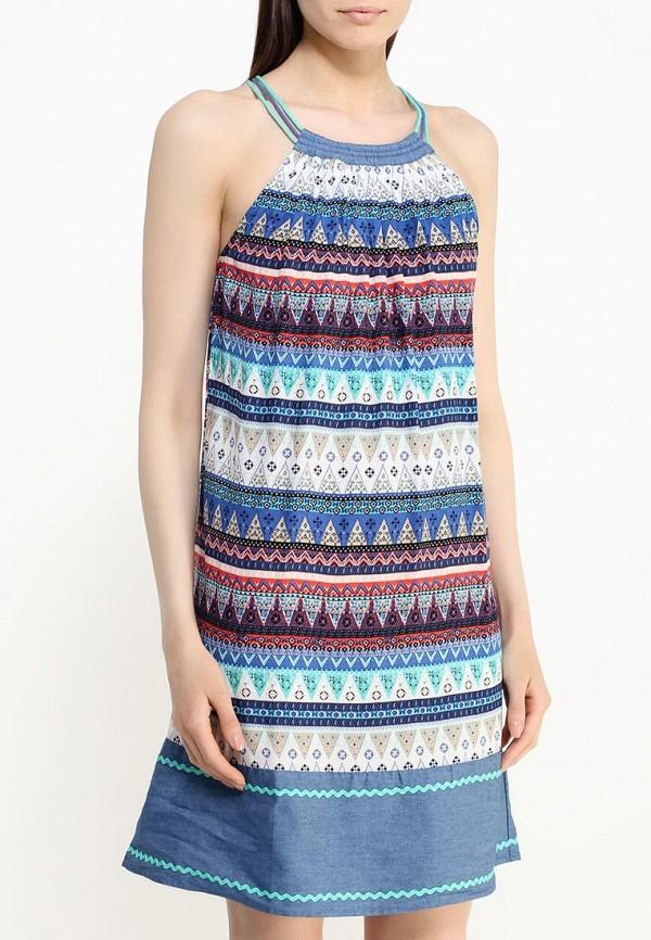 Платье-миди By Swan FB008: изображение 4