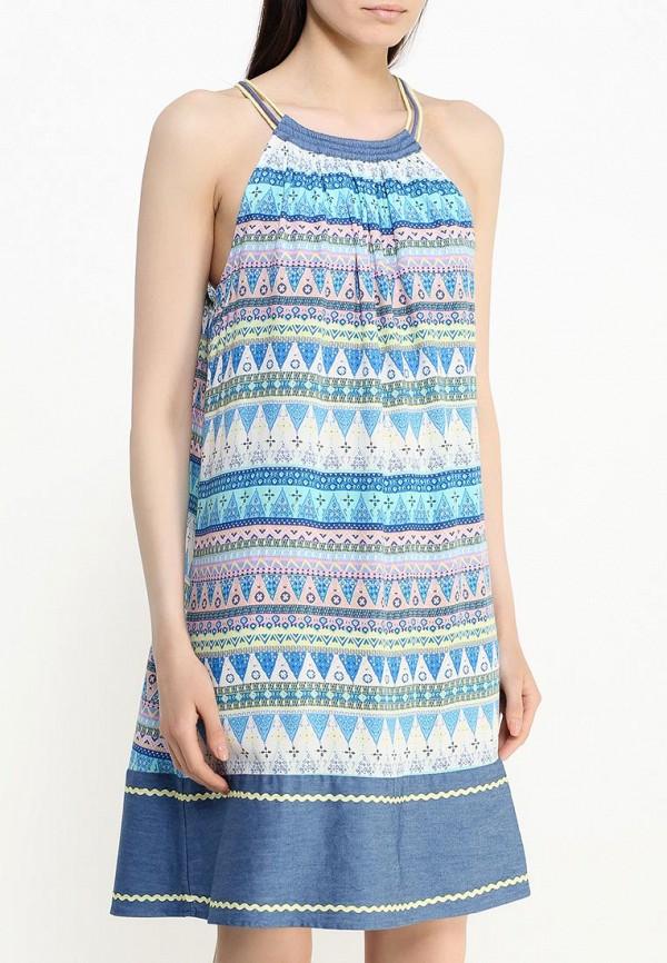Платье-миди By Swan FB008: изображение 8