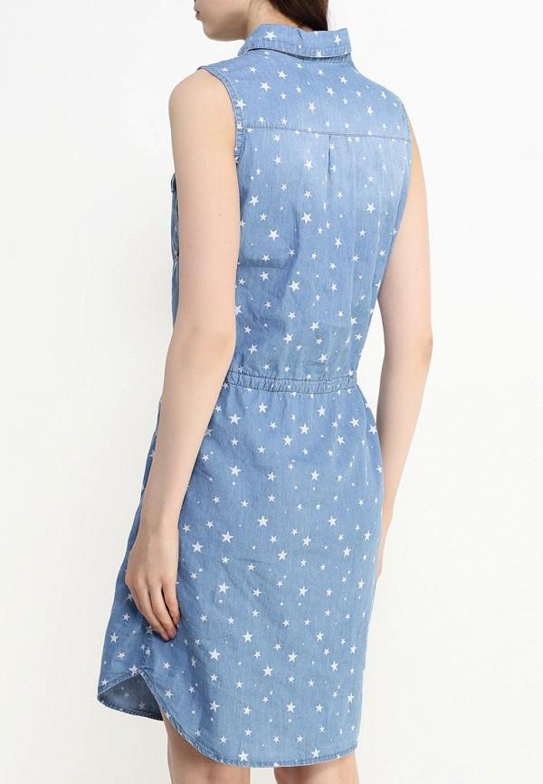 Платье-миди By Swan L627: изображение 4