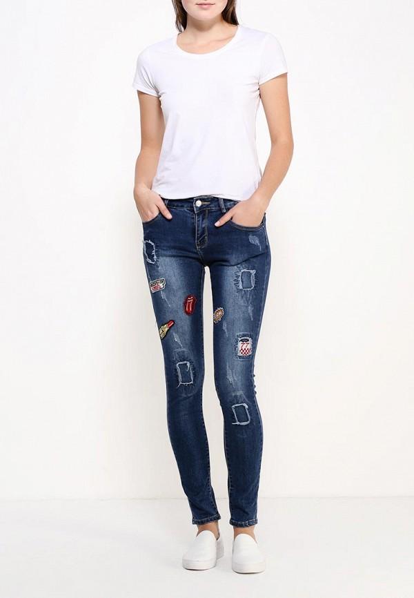 Зауженные джинсы By Swan 5133: изображение 2