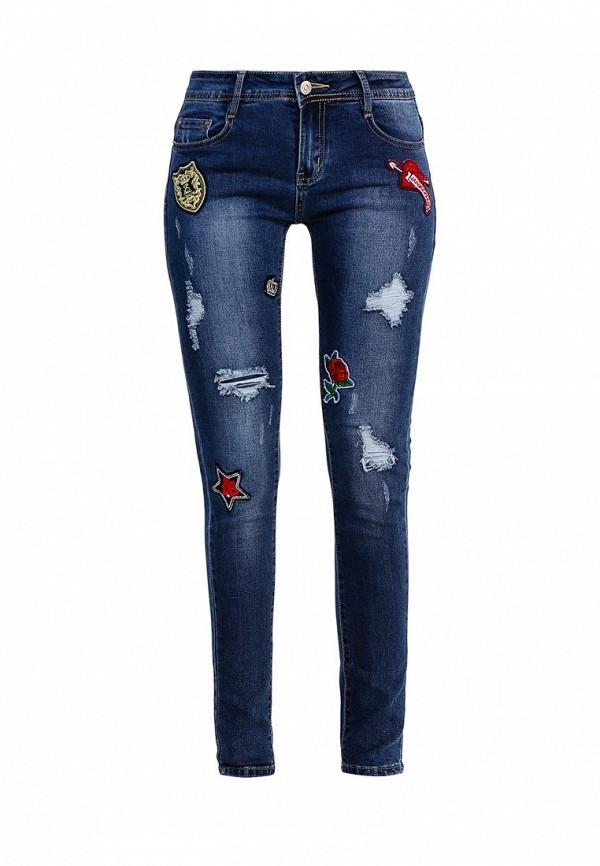 Зауженные джинсы By Swan 5146