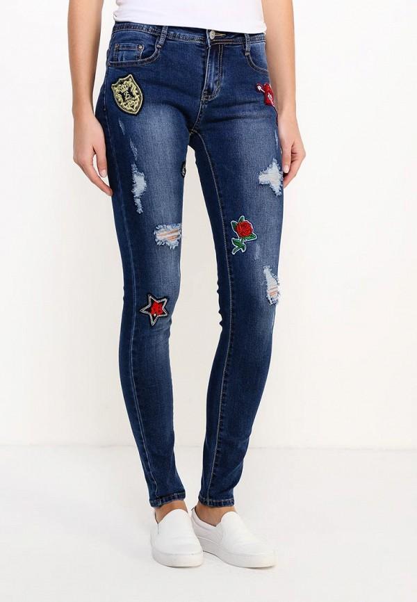 Зауженные джинсы By Swan 5146: изображение 3