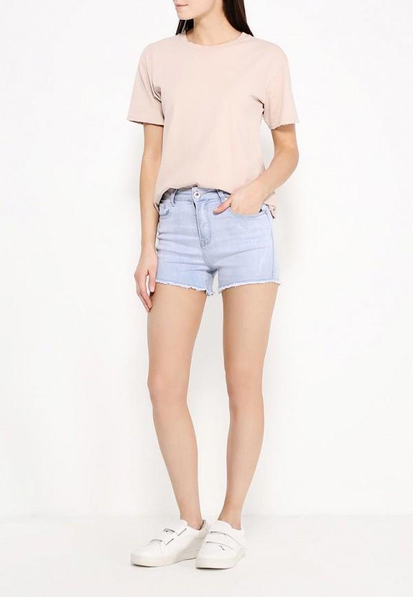 Женские джинсовые шорты By Swan 5126: изображение 6