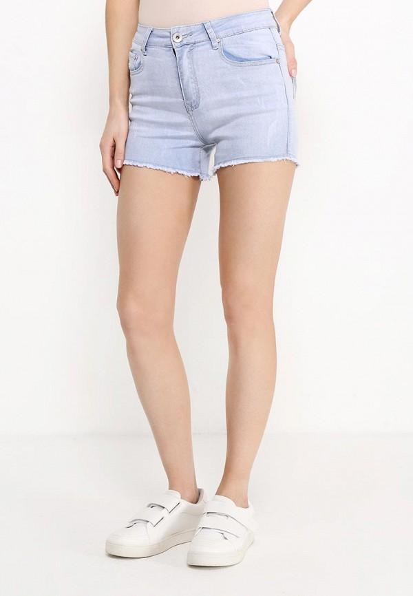 Женские джинсовые шорты By Swan 5126: изображение 7