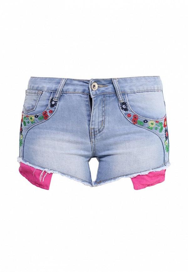 Женские джинсовые шорты By Swan 5127: изображение 5