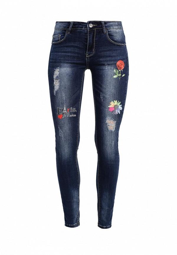 Зауженные джинсы By Swan 5140: изображение 5