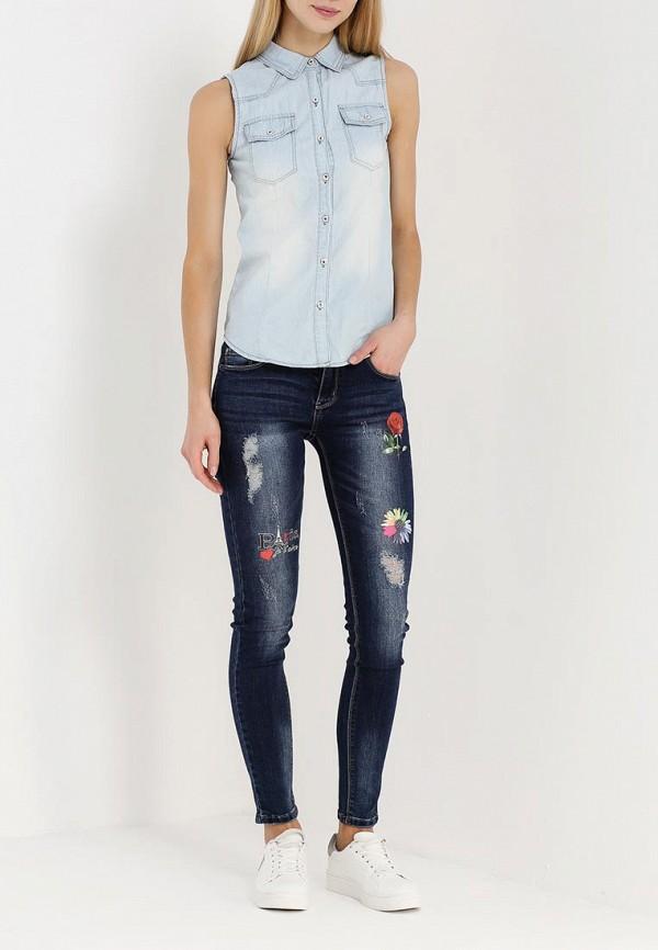 Зауженные джинсы By Swan 5140: изображение 6