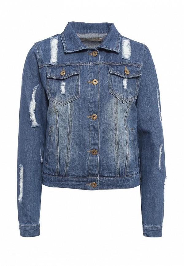 Фото Куртка джинсовая By Swan. Купить с доставкой