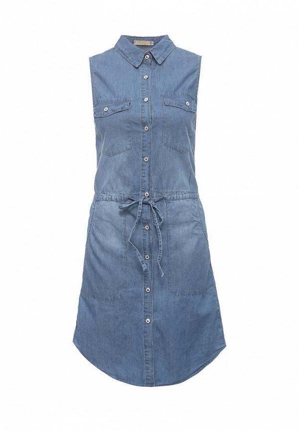 цены на Платье джинсовое By Swan By Swan BY004EWRPM92 в интернет-магазинах