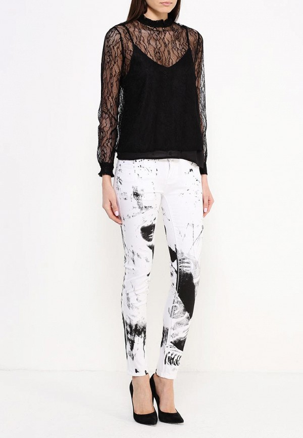 Женские зауженные брюки By Swan 5099: изображение 6