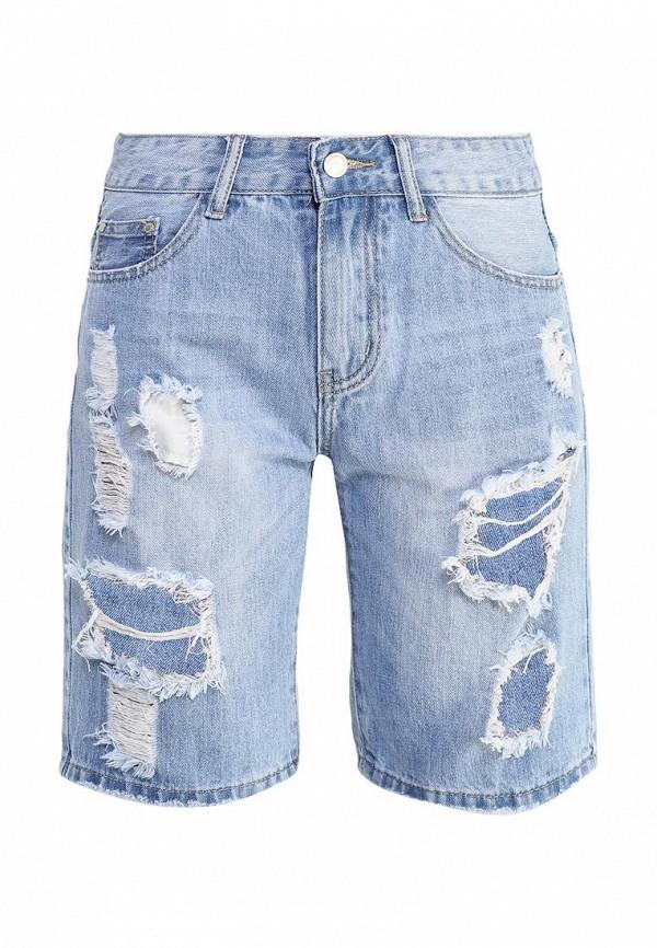 Шорты джинсовые By Swan By Swan BY004EWTLP36 d by d джинсовые брюки