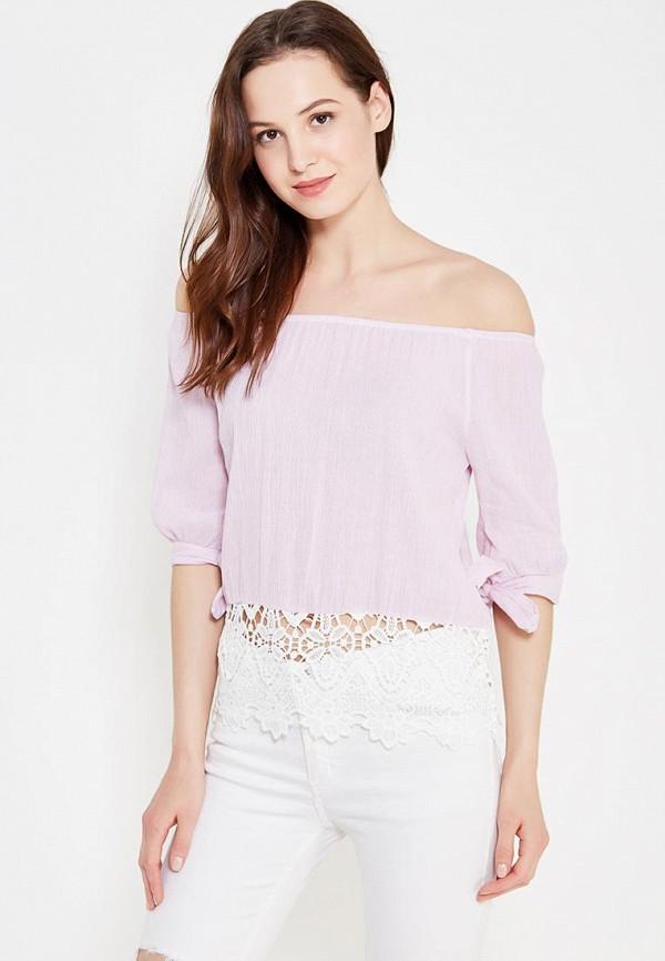 Блуза By Swan By Swan BY004EWTTJ69 pink swan 100