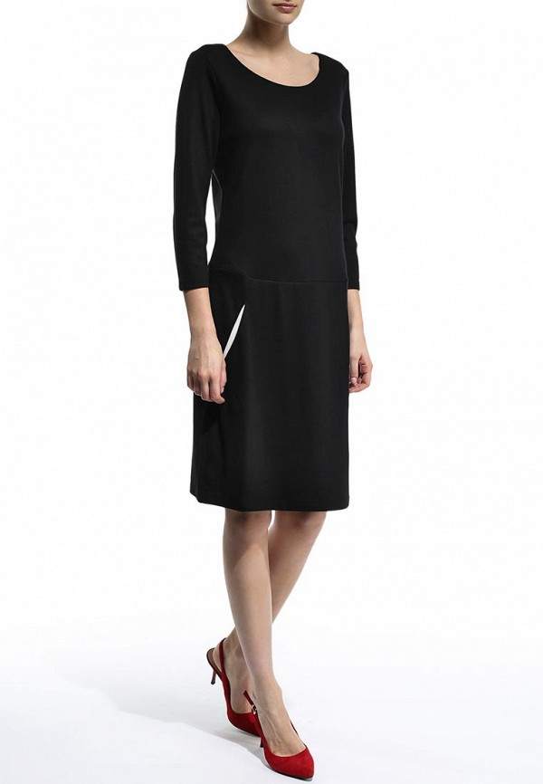 Платье-миди b.young 802803: изображение 3
