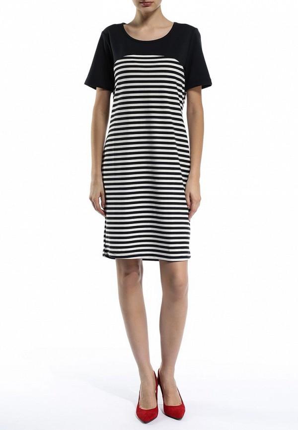 Платье-миди b.young 802820: изображение 3
