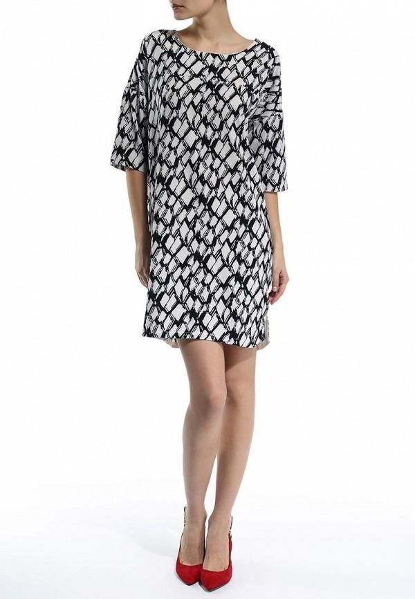 Платье-миди b.young 802723: изображение 3