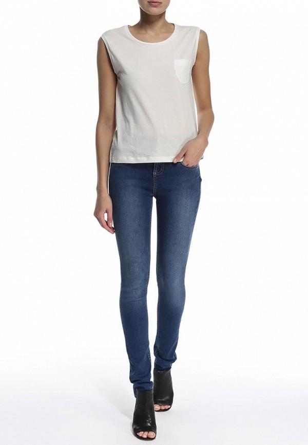 Зауженные джинсы b.young 803089: изображение 2