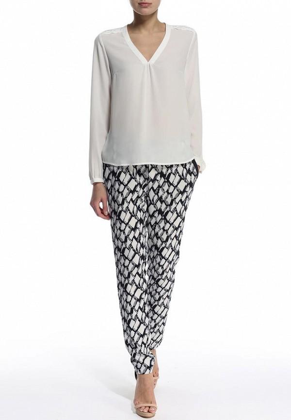Женские зауженные брюки b.young 802724: изображение 3