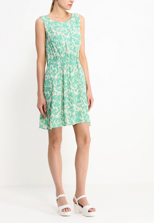 Платье-миди b.young 803095: изображение 3