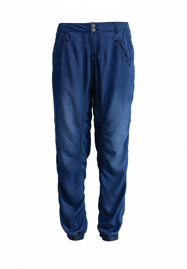 Женские зауженные брюки b.young 803116: изображение 1