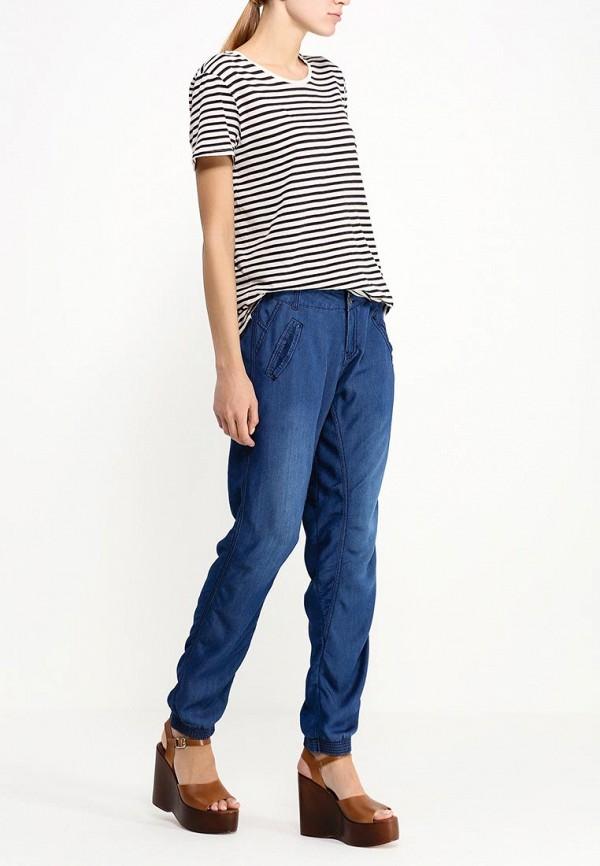Женские зауженные брюки b.young 803116: изображение 3
