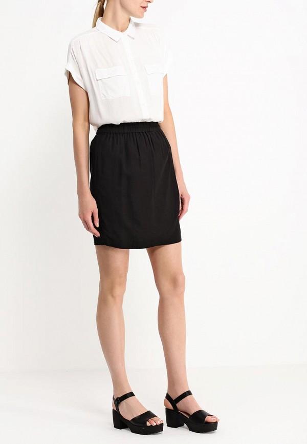 Прямая юбка b.young 803098: изображение 3